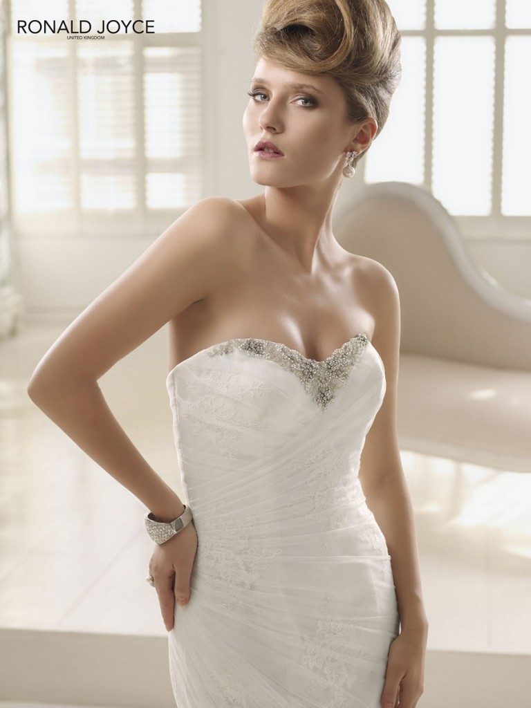 Choosing The Perfect Fitting Bridal Dress