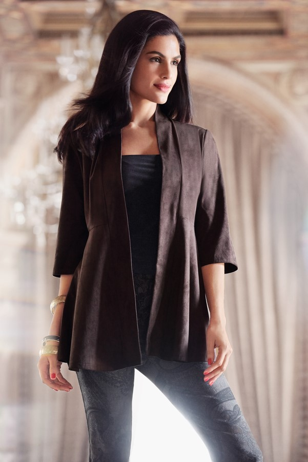 AW163 brown jacket 2017 (Copy)
