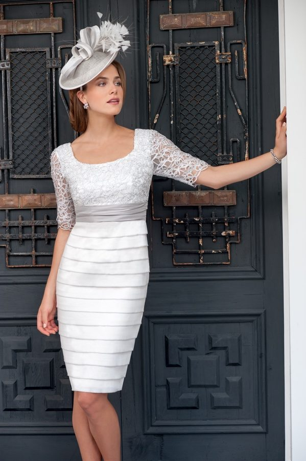 ISC970_Cream.French Grey Dress_ISC103 (Copy)